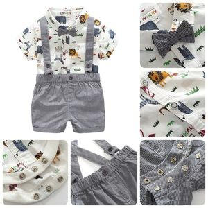 Other - Boy shorts set. Brand new with tags. Final sale